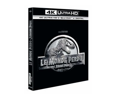 Test 4K Ultra HD Blu-ray : Jurassic Park-  Le Monde Perdu