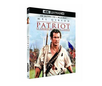 Test 4K Ultra HD Blu-ray : The Patriot - Le chemin de la liberté (Master 4K)