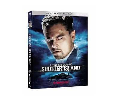 Test 4K Ultra HD Blu-ray : Shutter Island