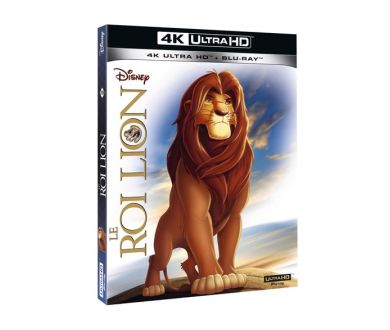 Test 4K Ultra HD Blu-ray : Le Roi Lion