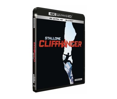 Test 4K Ultra HD Blu-ray : Cliffhanger - Traque au sommet (Master 4K)