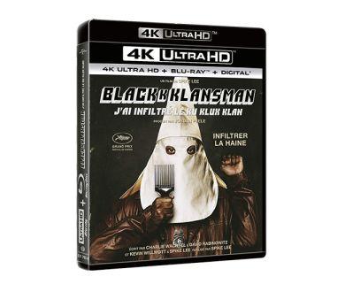 Test 4K Ultra HD Blu-ray : BlacKkKlansman - J'ai infiltré le Ku Klux Klan