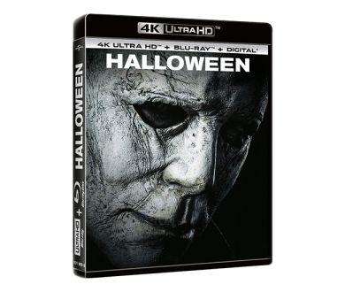 Test 4K Ultra HD Blu-ray : Halloween (2018)
