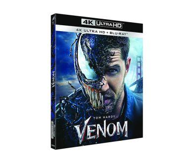 Test 4K Ultra HD Blu-ray : Venom