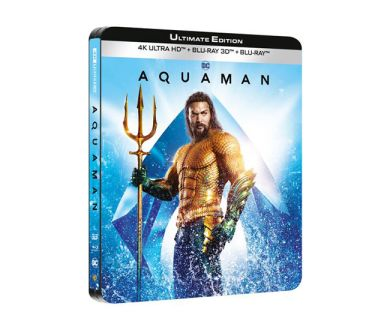 Test 4K Ultra HD Blu-ray : Aquaman