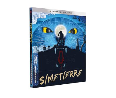 Test 4K Ultra HD Blu-ray : Simetierre (1989)