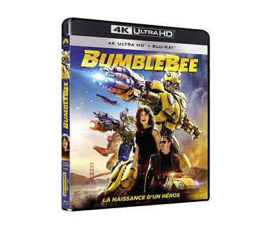 Test 4K Ultra HD Blu-ray : Bumblebee