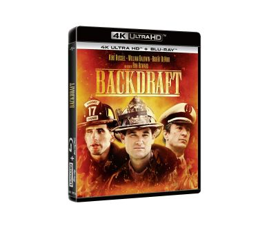 Test 4K Ultra HD Blu-ray : Backdraft