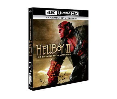 Test 4K Ultra HD Blu-ray : Hellboy 2, Les légions d'or maudites