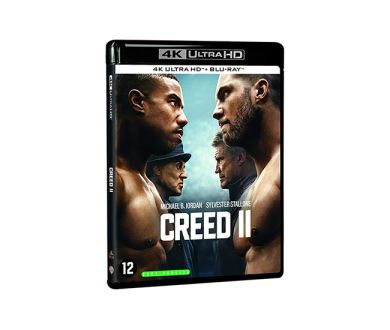 Test 4K Ultra HD Blu-ray : Creed II
