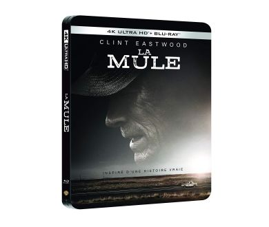 Test 4K Ultra HD Blu-ray : La Mule