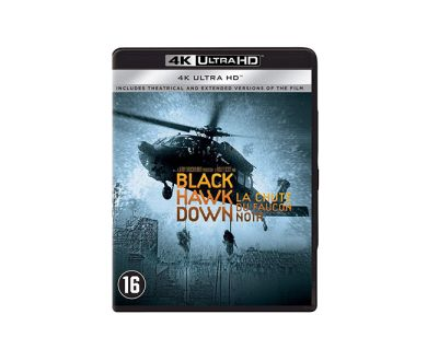 Test 4K Ultra HD Blu-ray : La Chute du Faucon Noir