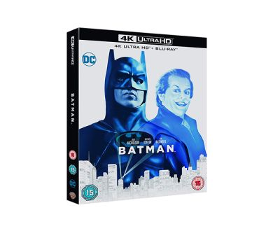 Test 4K Ultra HD Blu-ray : Batman (1989)