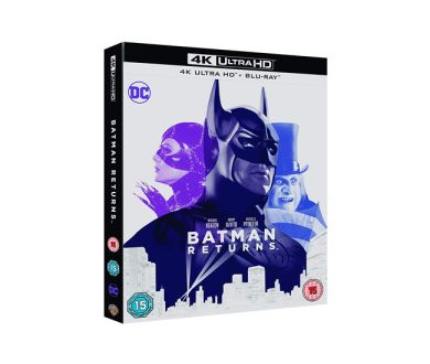 Test 4K Ultra HD Blu-ray : Batman, le Défi