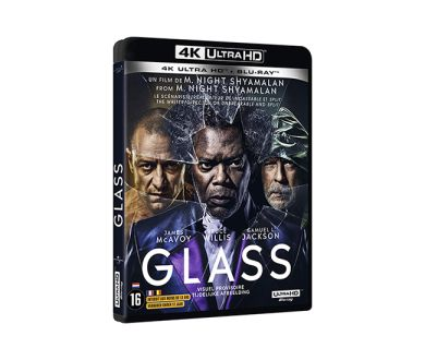 Test 4K Ultra HD Blu-ray : Glass