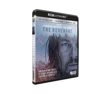 Test 4K Ultra HD Blu-ray : The Revenant