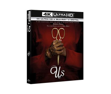 Test 4K Ultra HD Blu-ray : Us