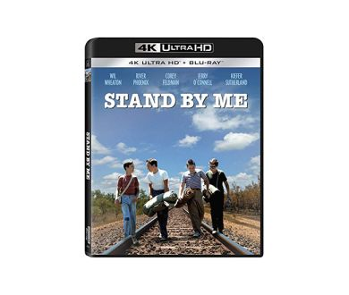 Test 4K Ultra HD Blu-ray : Stand By Me