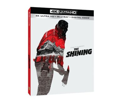 Test 4K Ultra HD Blu-ray : Shining