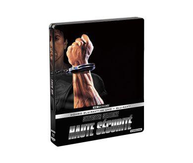 Test 4K Ultra HD Blu-ray : Haute Sécurité