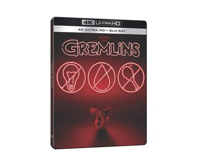 Test 4K Ultra HD Blu-ray : Gremlins