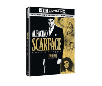 Test 4K Ultra HD Blu-ray : Scarface