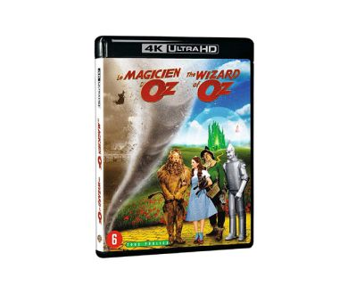 Test 4K Ultra HD Blu-ray : Le Magicien d'Oz (1939)