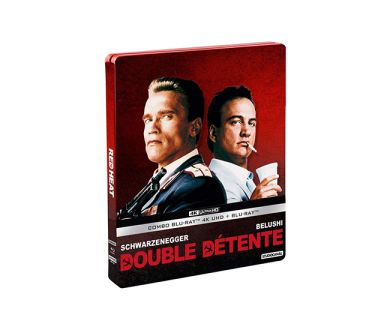 Test 4K Ultra HD Blu-ray : Double Détente