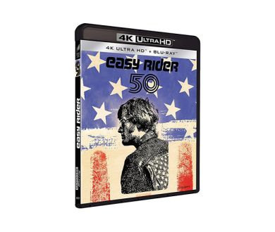 Test 4K Ultra HD Blu-ray : Easy Rider