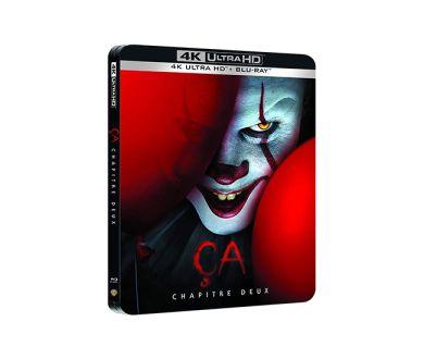 Test 4K Ultra HD Blu-ray : Ça - Chapitre 2