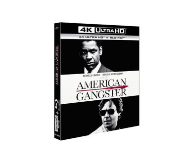 Test 4K Ultra HD Blu-ray : American Gangster