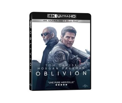 Test 4K Ultra HD Blu-ray : Oblivion