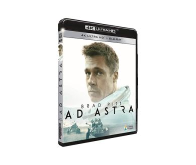 Test 4K Ultra HD Blu-ray : Ad Astra