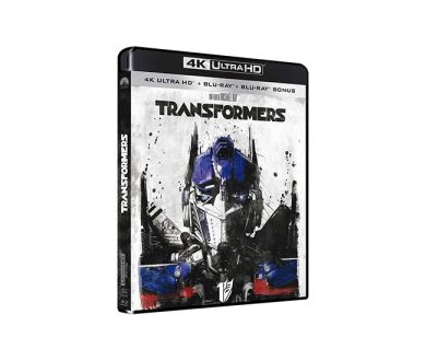 Test 4K Ultra HD Blu-ray : Transformers