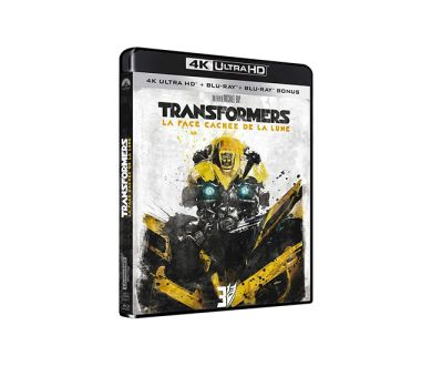 Test 4K Ultra HD Blu-ray : Transformers 3 - La face cachée de la Lune