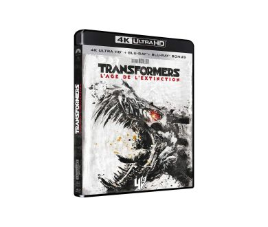 Test 4K Ultra HD Blu-ray : Transformers - L'âge de l'extinction