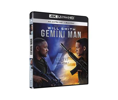 Test 4K Ultra HD Blu-ray : Gemini Man