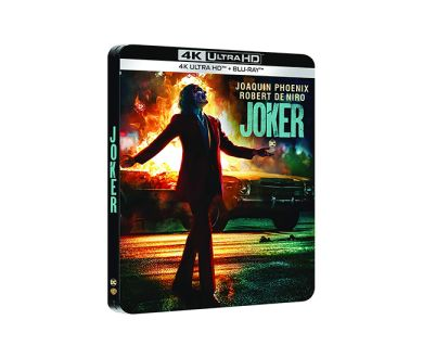 Test 4K Ultra HD Blu-ray : Joker