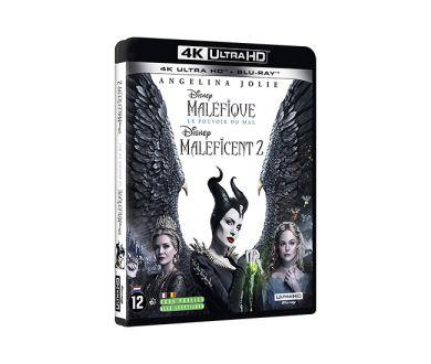 Test 4K Ultra HD Blu-ray : Maléfique : Le Pouvoir du mal