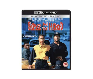 Test 4K Ultra HD Blu-ray : Boyz N The Hood