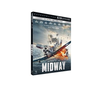 Test 4K Ultra HD Blu-ray : Midway