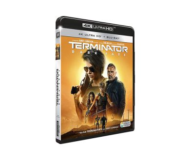 Test 4K Ultra HD Blu-ray : Terminator Dark Fate
