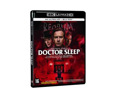 Test 4K Ultra HD Blu-ray : Doctor Sleep