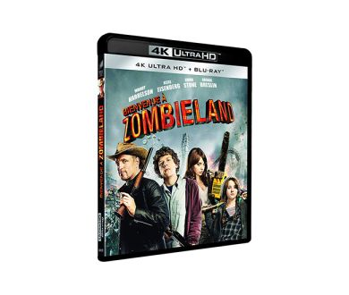 Test 4K Ultra HD Blu-ray : Bienvenue à Zombieland