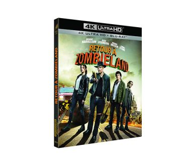 Test 4K Ultra HD Blu-ray : Retour à Zombieland