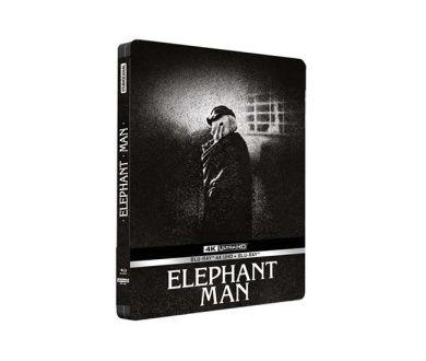 Test 4K Ultra HD Blu-ray : Elephant Man