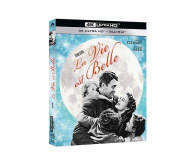 Test 4K Ultra HD Blu-ray : La Vie est Belle (1946)