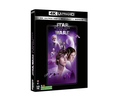 Test 4K Ultra HD Blu-ray : Star Wars : Episode IV - Un Nouvel Espoir