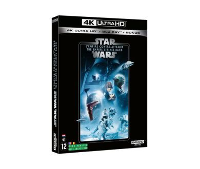 Test 4K Ultra HD Blu-ray : Star Wars : Episode V - L'Empire contre-attaque