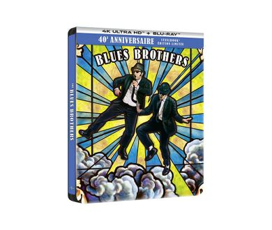 Test 4K Ultra HD Blu-ray : The Blues Brothers